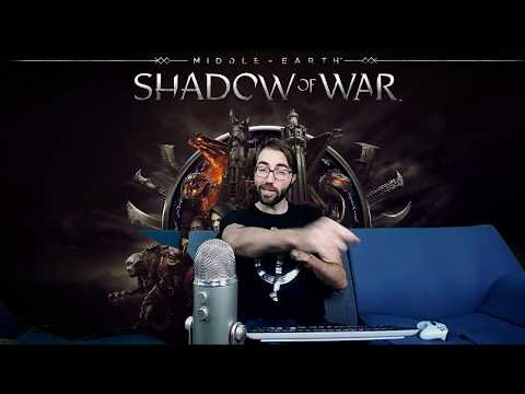 Shadow of War Livestream - Legendary Gear and Best Armor Builds, Tips, & Skills: BaleFire & Caragors
