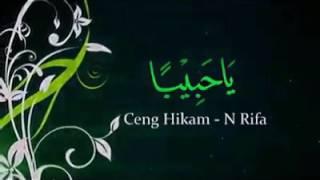 Download lagu Ya habiban Ceng hikam dan nenk rifa album 6.