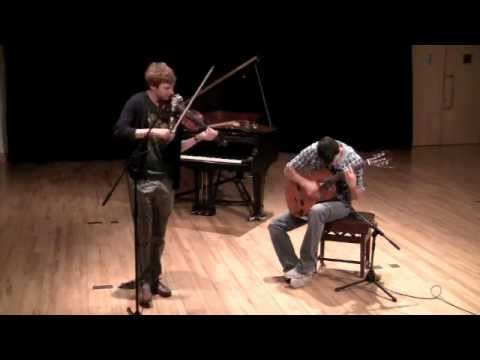 UNREAL! Tetris Theme on Violin and Guitar