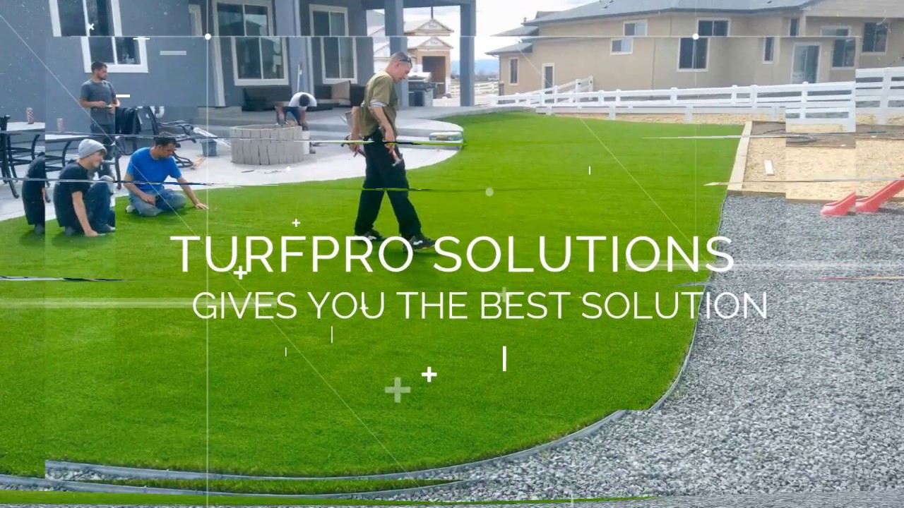 Turf Pros Solution Artificial Turf Synthetic Grass Installation ...