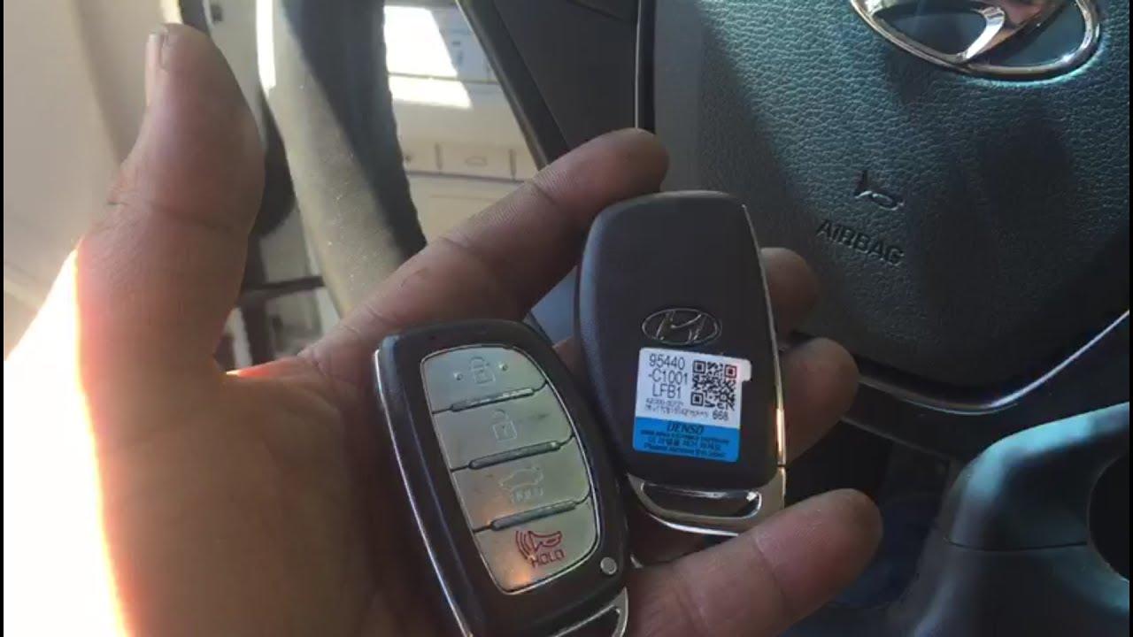 Hyundai Sonata: Restrictions in handling keys