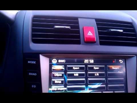 настройка кнопок управления на руле honda