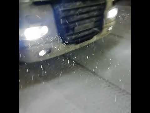 Даф 105. Лед светодиоды