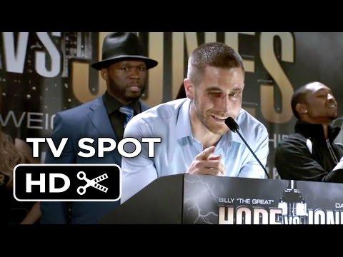 Southpaw TV SPOT - A Hard Fight (2015) - Jake Gyllenhaal, Rachel McAdams Movie HD