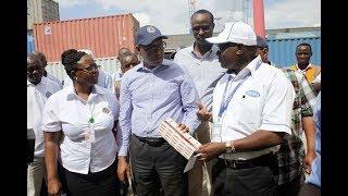 Fake goods worth Sh100m seized at Mombasa port