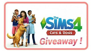The Sims 4 Cats and Dogs Giveaway The WooHoo Plumbob