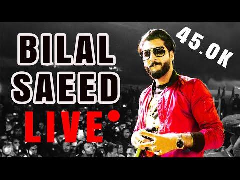 Bilal Saeed Live Concert at NUML Islamabad - Awara Gard Ki Diary Ep-03