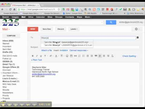 Gmail: Send An Invitation From Gmail