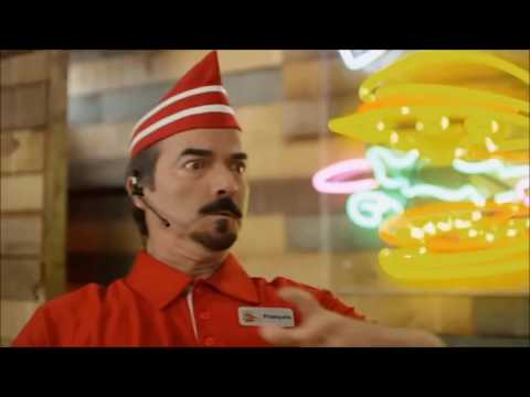 Fotorama Фоторама Игра интерактивная Burger Mania