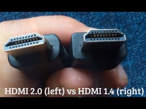HDMI 2.0 vs 1.4 vs 1.3 High Speed Cables (Comparison and Unboxing Portta HDMI 2.0 Cable)