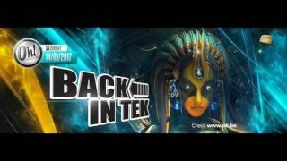 [Part-3] Live At The Oh! Oostende 14-01-2017 'Back In Tek' [Retro Tek-Jump & News]