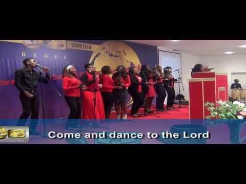 Louange; Tambira Jéhovah! Viens Danser Pour Jésus!