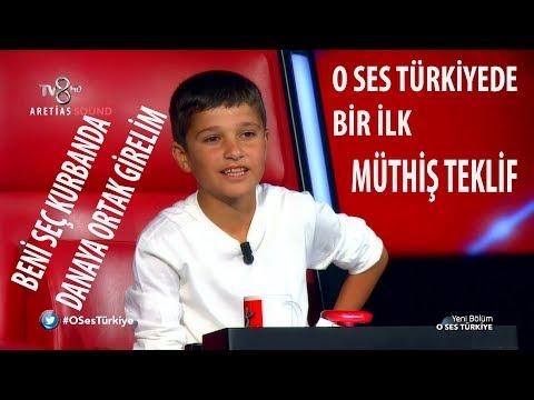 O Ses Türkiye Köy Versiyonundaki Çoçuklar Jüri Oldu '' 2- Bölüm ''