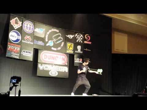World Yo-Yo Contest 2013 Diabolo freestyle - 2