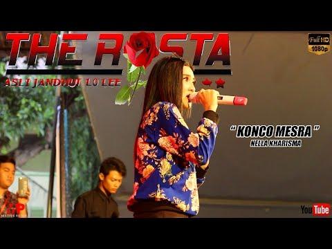 KONCO MESRA - NELLA KHARISMA (THE ROSTA) [music Video]