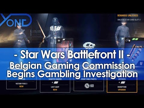 Belgian Gaming Commission Begins Gambling Investigation on Battlefront 2