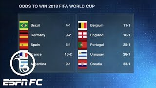Is Germany in for a disappointing 2018 World Cup?   ESPN FC