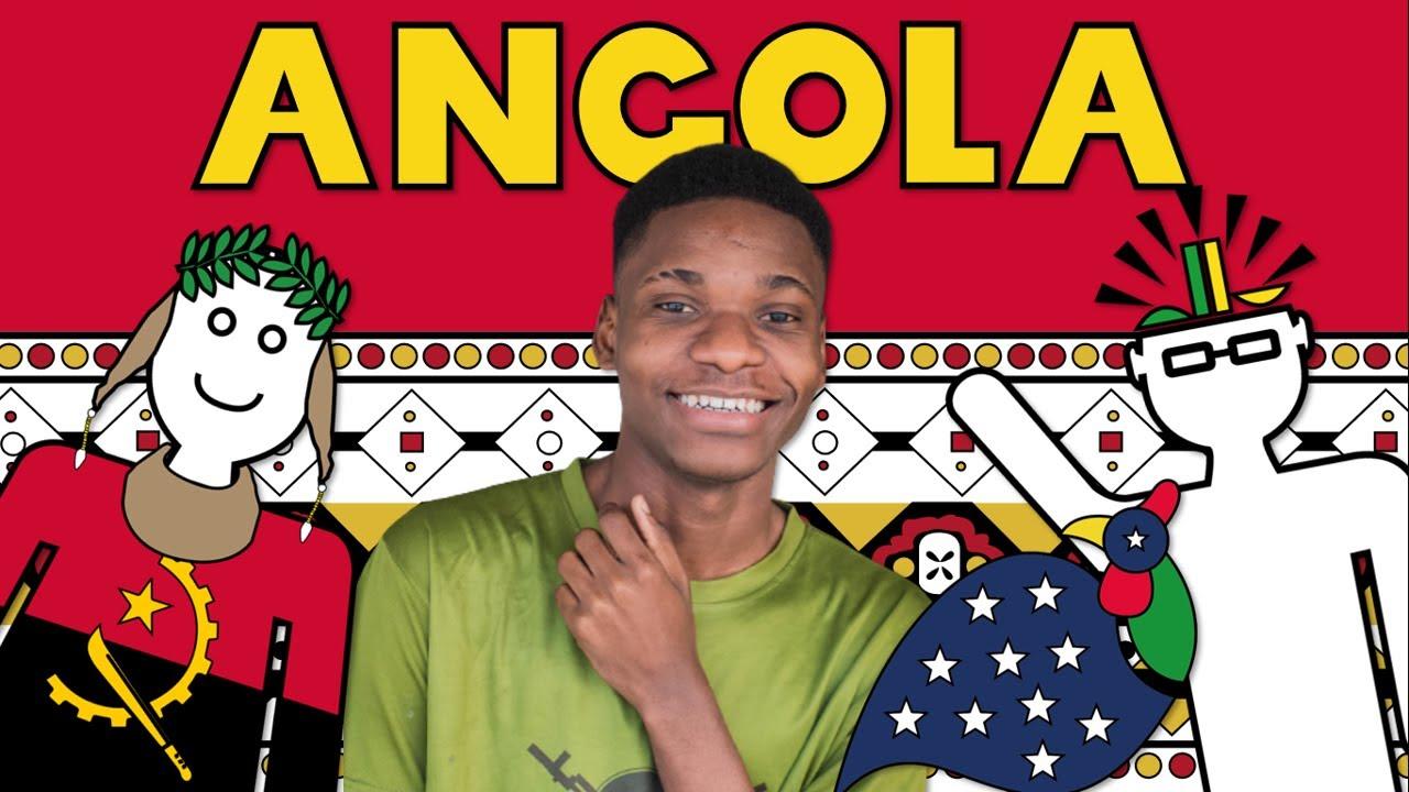 Como é viver em Angola? 🇦🇴