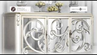 American Drew Jessica Mcclintock Home Couture Dining Room