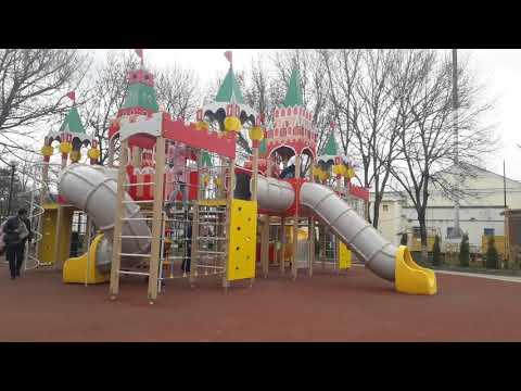 Город Абинск. Наш детский сад.