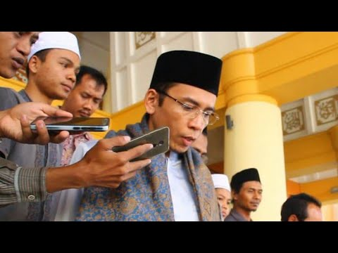 TGB: Jika Jadi Timses, Saya Sosialisasikan Visi Jokowi