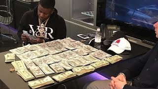 Blac Youngsta Throwing Money Compilation