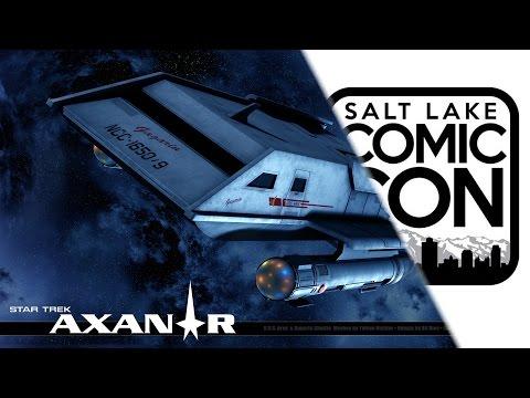Star Trek Axanar panel - Salt Lake City Comic Con