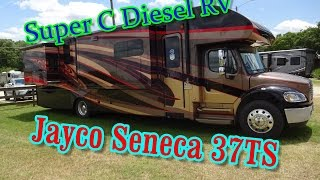 Video Adventure Ready Super C RV Ideal For The Full Time RV Lifestyle! | 2017 Jayco Senica 37TS download MP3, 3GP, MP4, WEBM, AVI, FLV November 2017
