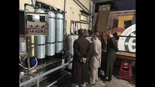 Bàn giao hệ thống máy lọc nước uống tinh khiết cho chùa Bình An - Đại Lộc - Quảng Nam