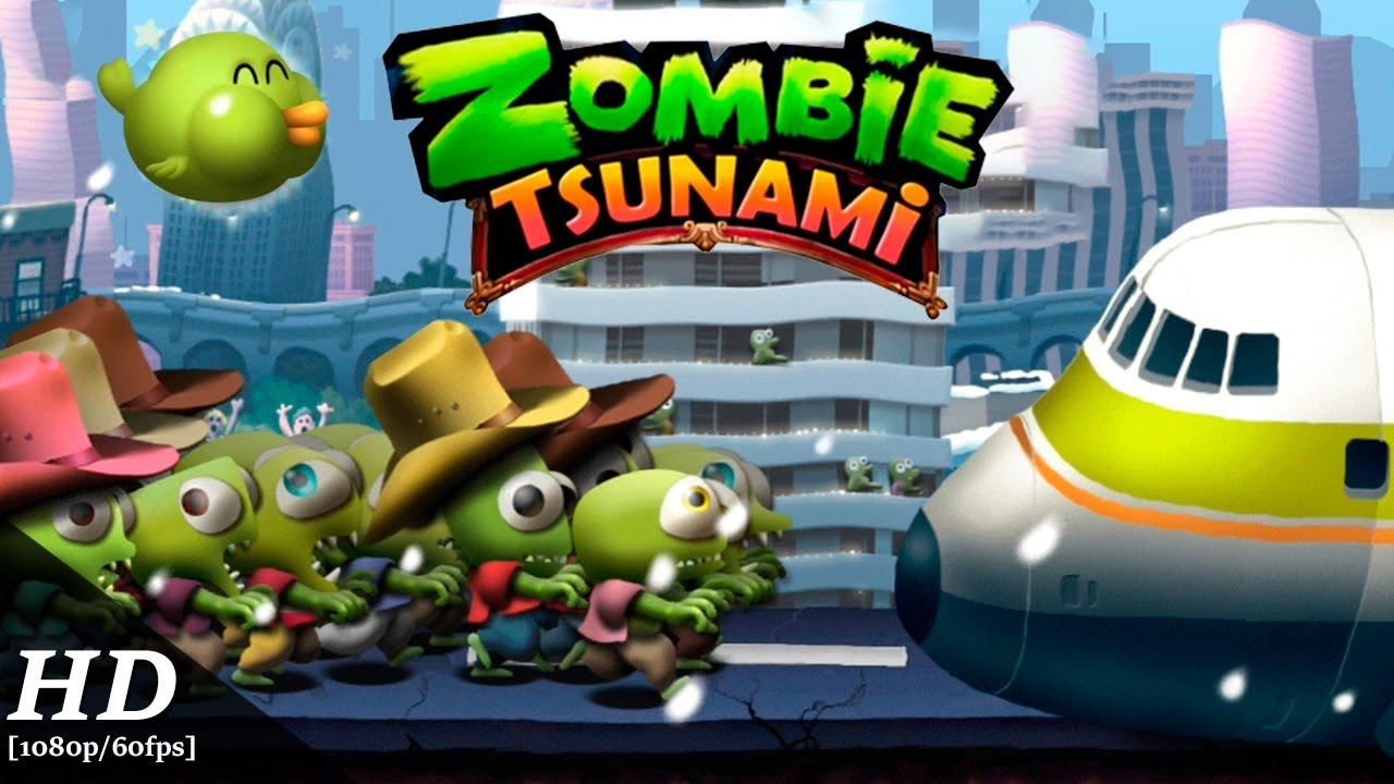 Zombie Tsunami 4 1 4 for Android - Download