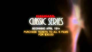 Cinemark Classics May 2015 Series