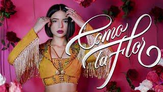 Смотреть клип Ángela Aguilar - Como La Flor
