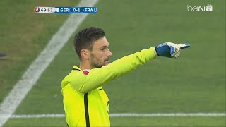 Hugo Lloris vs Germany - Euro 2016 (07.07.2016) HD 720p