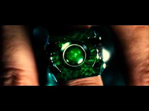 Green Lantern Induction Process Flight To Oa and Welcome You Here Clip
