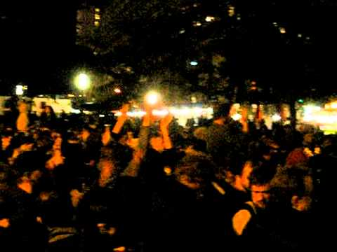 OWS General Assembly Legal Group Briefing, Oct. 1st