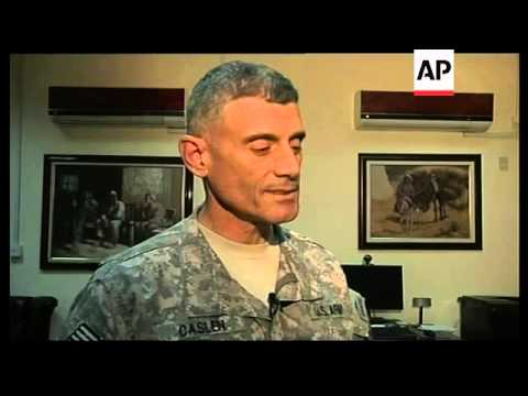 US General says Iraqi troops are up to the job