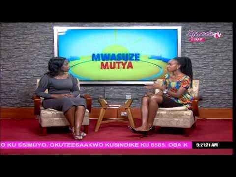MWASUZE MUTYA: Namala emyaka mwenda mu kizikiza