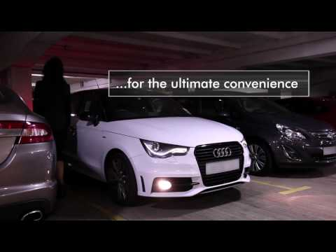 Multi-Storey car parking for the travel Savvy business traveller