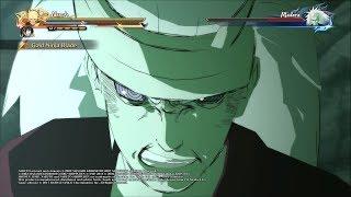 Messing around in Naruto Ultimate Ninja Storm 4