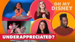 The Most Under-Appreciated Disney Characters   Let's Talk Disney by Oh My Disney