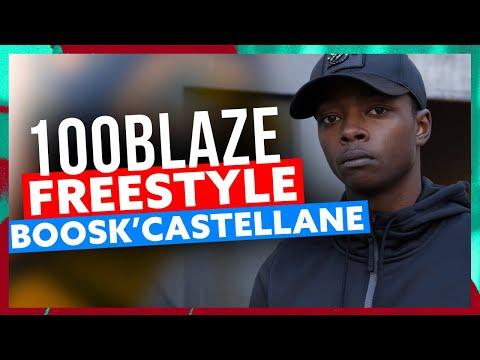 100blaze | Freestyle Boosk'Castellane