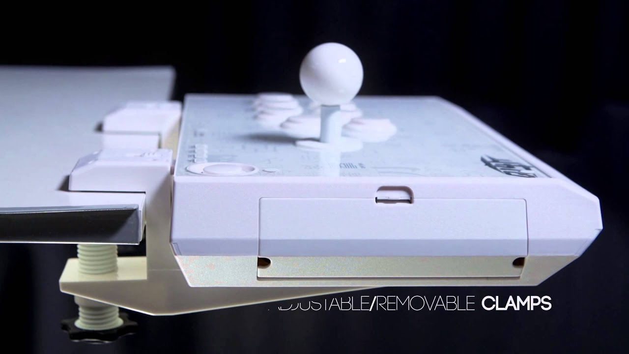 Project: Dedicated Smash Bros Arcade Stick - Update - Seimitsu LS-64