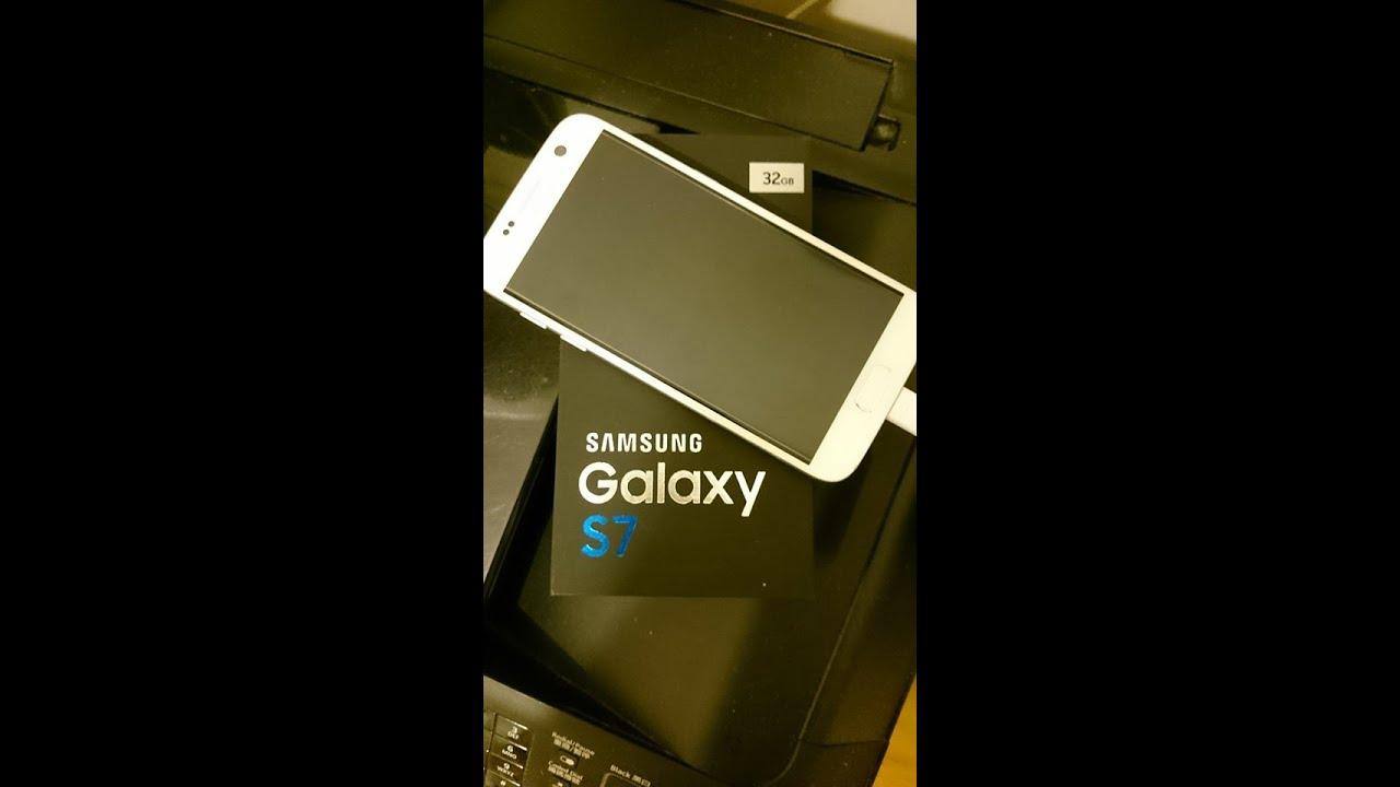 Samsung S7/ S7 edge Compass Calibration