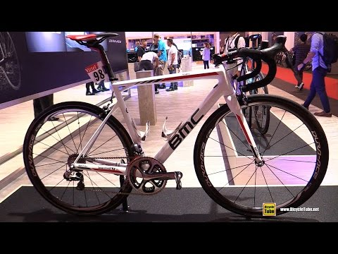 2016 BMC Team Machine SLR01 Greg Van Avermaet BMC Racing Team - Walkaround - 2016 Eurobike