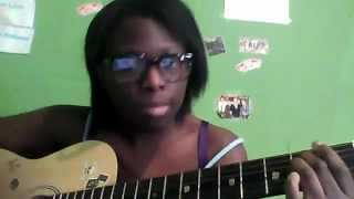 Caitlyn Catalysmic- Here Goes Nothing Guitar Tutorial By Never Shout Never