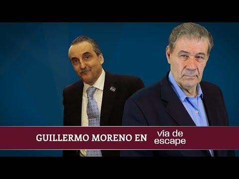 Guillermo Moreno con Víctor Hugo | Vía de Escape