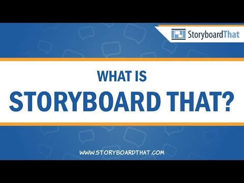 What Is Storyboard That  Youtube