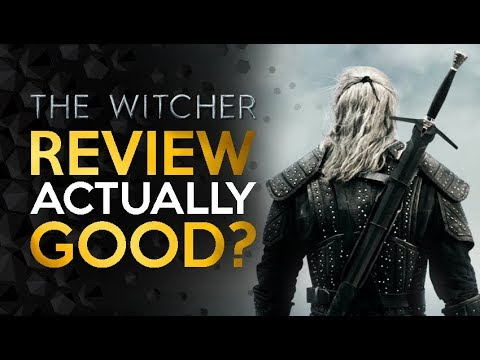 The Witcher Show Review - Hated By Journalists Loved By Fans thumbnail