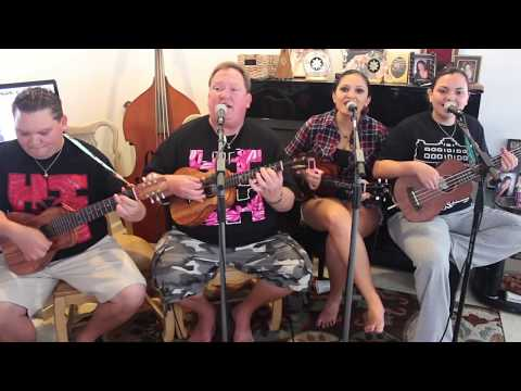 Live at the Kapena House - Waimanalo Blues