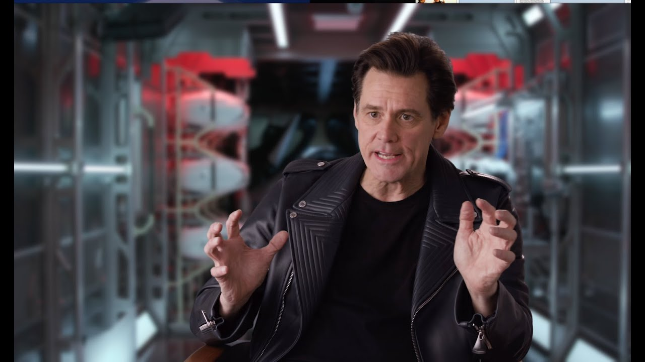Jim Carrey Is Dr Robotnik In Sonic Youtube